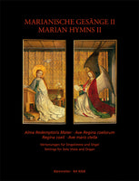 BA9268 - Marian Hymns book 2 for solo voice and organ Default title