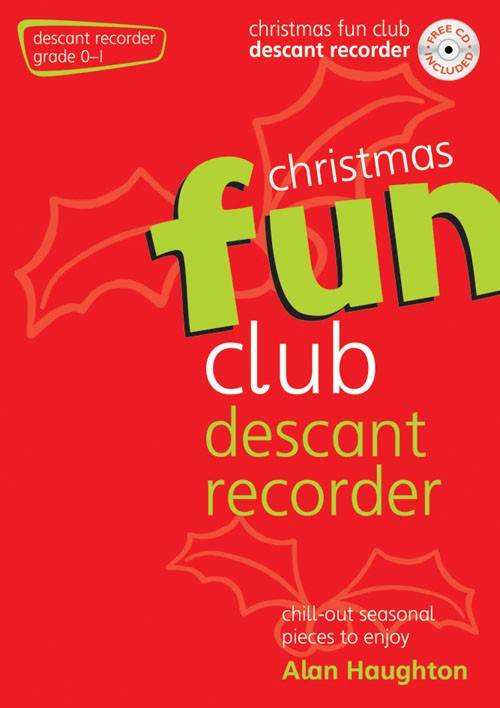 3611832 - Christmas Fun Club descant recorder Default title