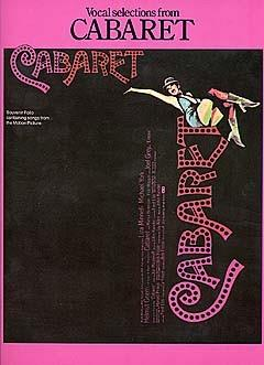 AM39504 - Vocal Selections from Cabaret Default title