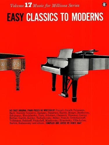 AM41484 - Easy Classics to Moderns Piano Default title