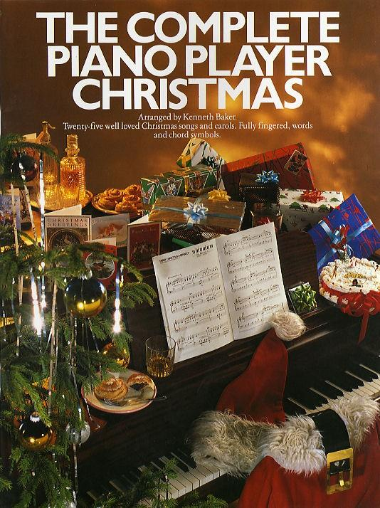 AM60534 - The Complete Piano Player: Christmas Default title