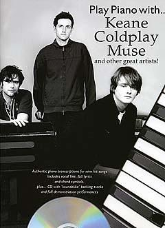 AM91238 - Play Piano With... Keane, Coldplay, Muse and Other Great Artists! Default title