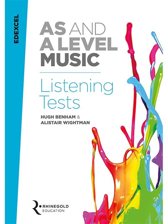 RHG342 - Edexcel AS / A Level Listening Tests from 2016 Default title