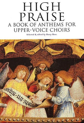NOV032118 - High Praise: A Book of Anthems for Upper-Voice Choirs Default title