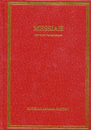 NOV070137-01 - G.F. Handel: Messiah (Watkins Shaw Edition) - Hardback Cloth Default title