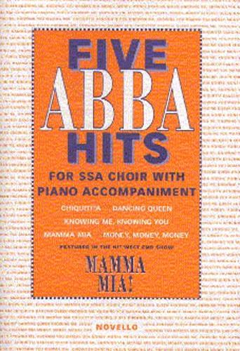 NOV160288 - The Novello Youth Chorals: Five Abba Hits SSA Default title
