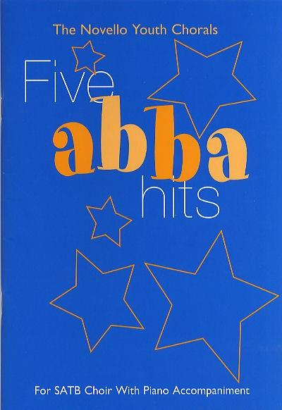 NOV160289 - The Novello Youth Chorals: Five Abba Hits SATB Default title