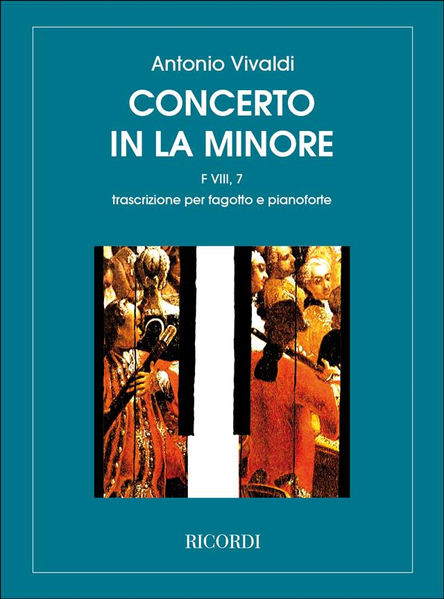 NR12935700 - Bassoon Concerto FVIII/7 (RV497) in A minor Default title