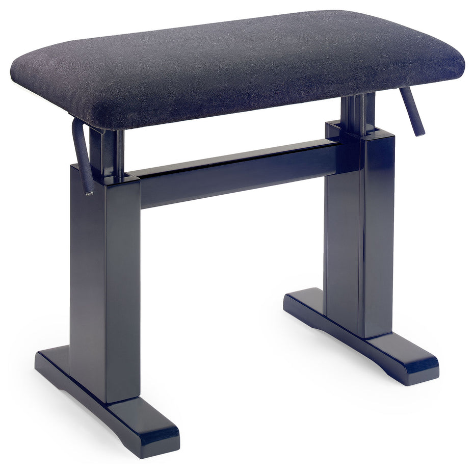 PBH780-BKM-VBK - Stagg PBH780 hydraulic height adjustable piano stool Default title