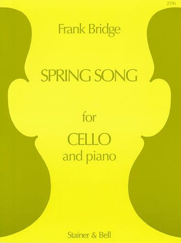SB-2196 - Spring Song Cello and Piano Default title