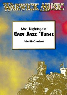 WD005 - Nightingale Easy Jazzy 'Tudes for Clarinet Default title