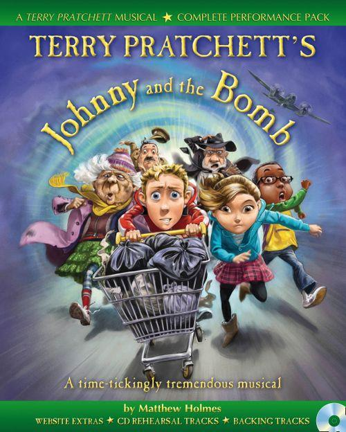 ACB-165607 - Terry Pratchett's Johnny and the Bomb Default title
