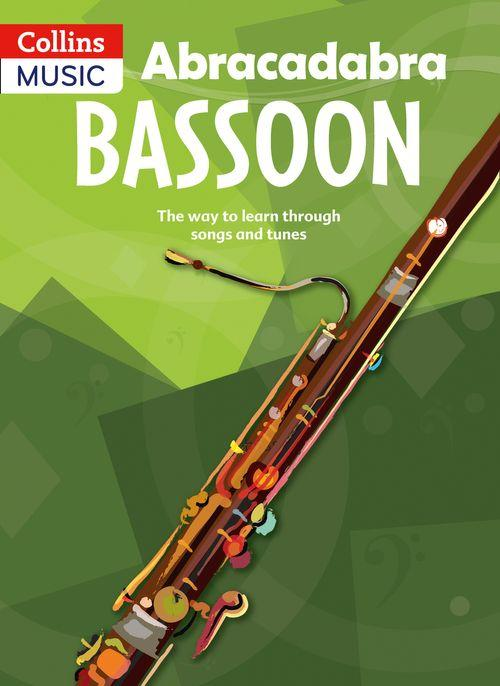 ACB-654172 - Abracadabra Bassoon (Pupil's Book) Default title