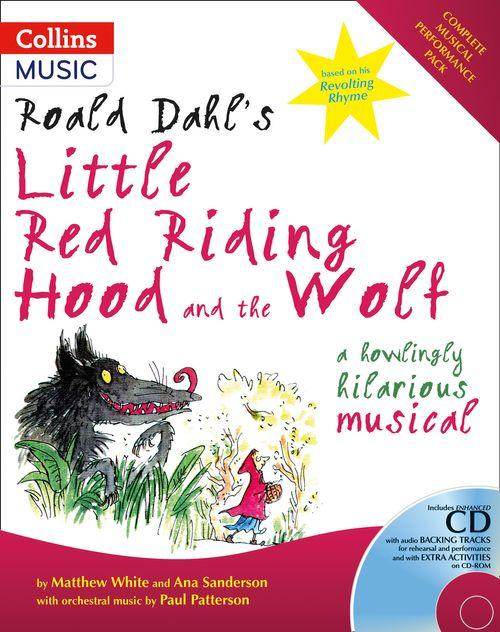 ACB-669589 - Roald Dahl's Little Red Riding Hood and the Wolf Default title