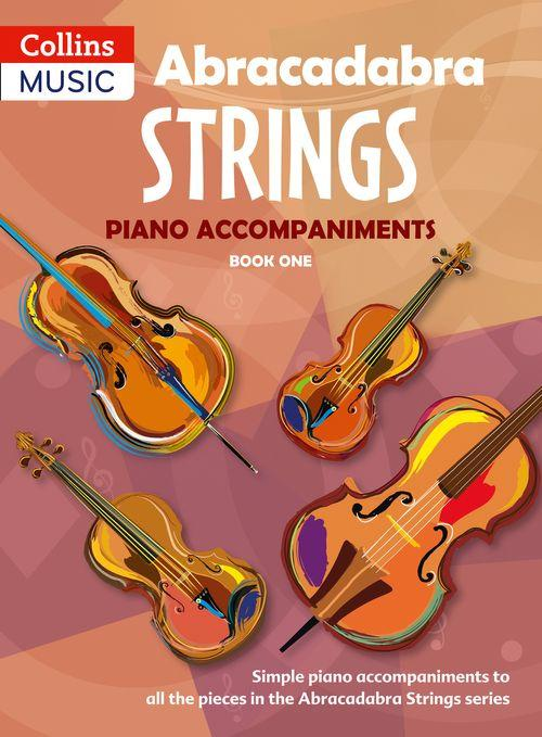 ACB-663143 - Abracadabra Strings Accompaniment Book 1 Default title