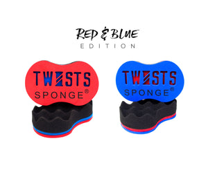 NEW! Red & Blue Edition