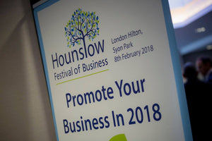 SILVER CHAMBER AT HOUNSLOW FESTIVAL OF BUSINESS 2018