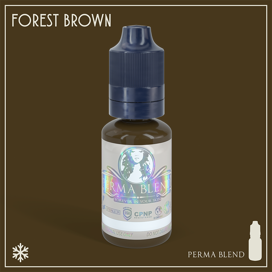 Perma Blend Forest Brown 15ml