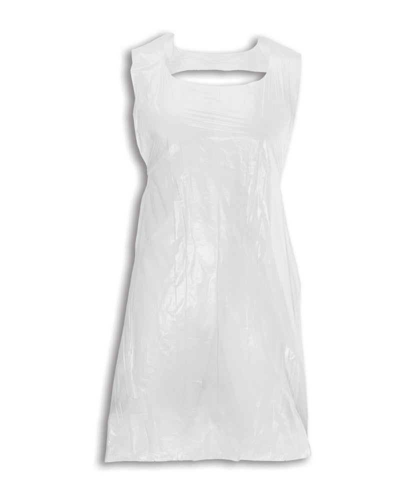 Disposable White Aprons