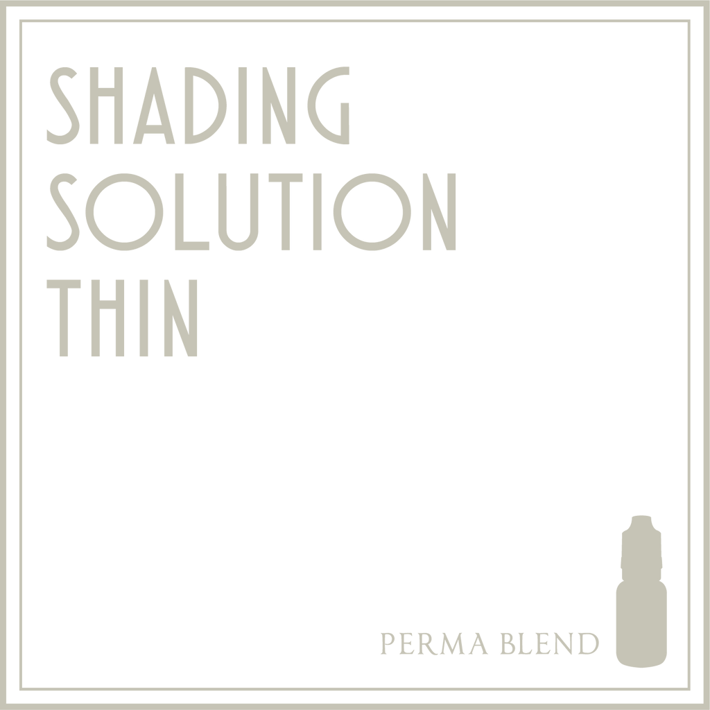 Perma Blend Shading Solution (Thin) 15ml