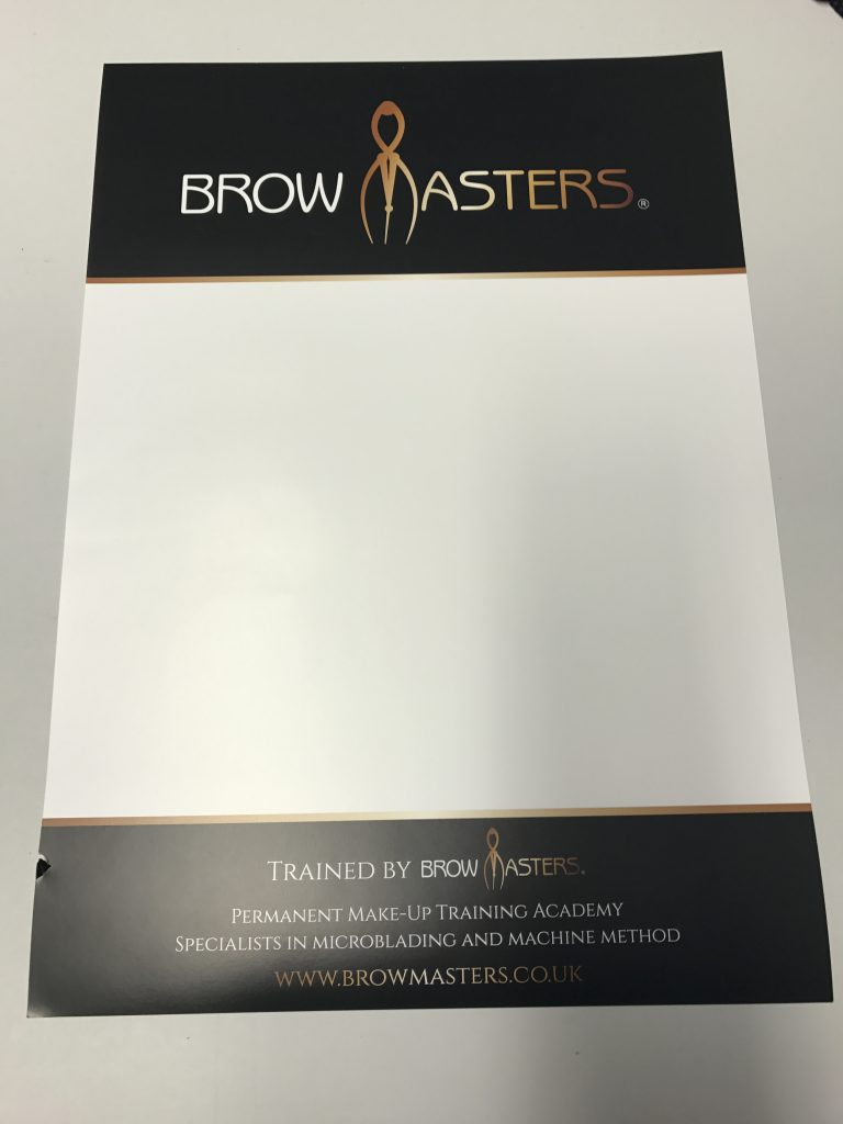 Browmasters Poster