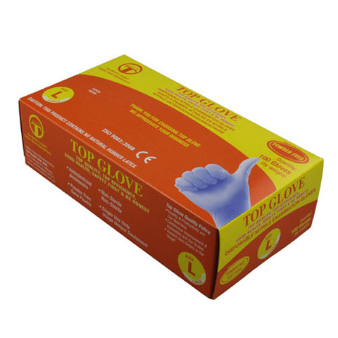Nitrile Gloves - Premium (100)