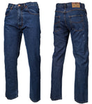 Mens Work Jeans Texas denim fit Stonewash All Sizes