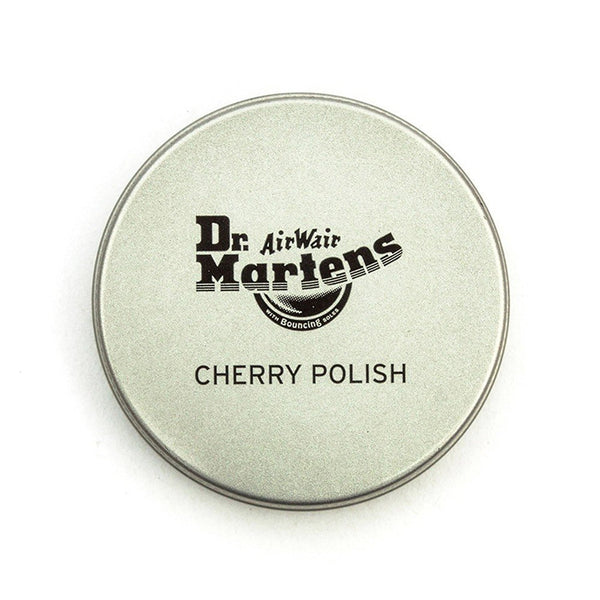 Dr Martens cherry Polish Unisex Shoe Care