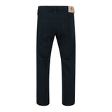 Mens Kam Jeans KBS101-06 Stretch Regular Fit Jeans Black Size 40 To 48