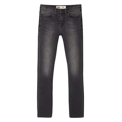 Levis 510 Boys NM22037 Skinny Fit Skinny Leg Jeans Black
