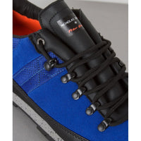 Nicholas Deakins Peter Storm Mens Coulter Hiker Boots Trainers Royal Blue