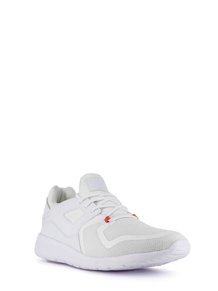 Crosshatch Mens Caxias Lightweight Trainers White