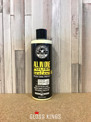 Chemical Guys - V4 All in one Polish & Sealant 16 oz - GlossKings