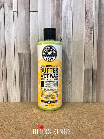 Chemical Guys - Butter Wet Wax 16 oz - GlossKings