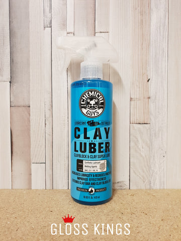 Chemical Guys Clay Luber 16oz - GlossKings