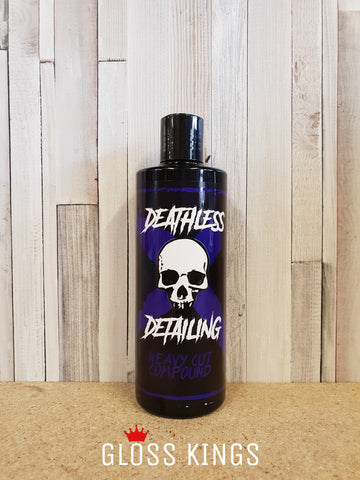 Deathless Detailing Heavy Cut Compound - GlossKings