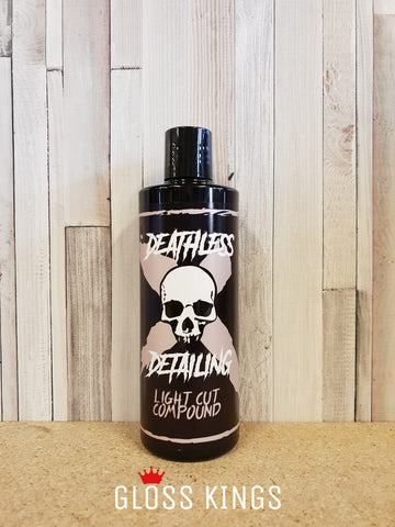Deathless Detailing Light Cut Compound - GlossKings