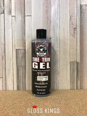 Chemical Guys - Tire and Trim Gel 16 oz - GlossKings