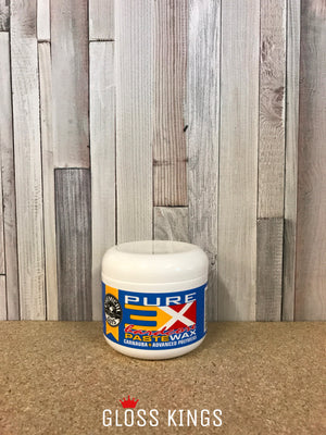 Chemical Guys - XXX Hardcore Pure Paste Wax 8 oz - GlossKings