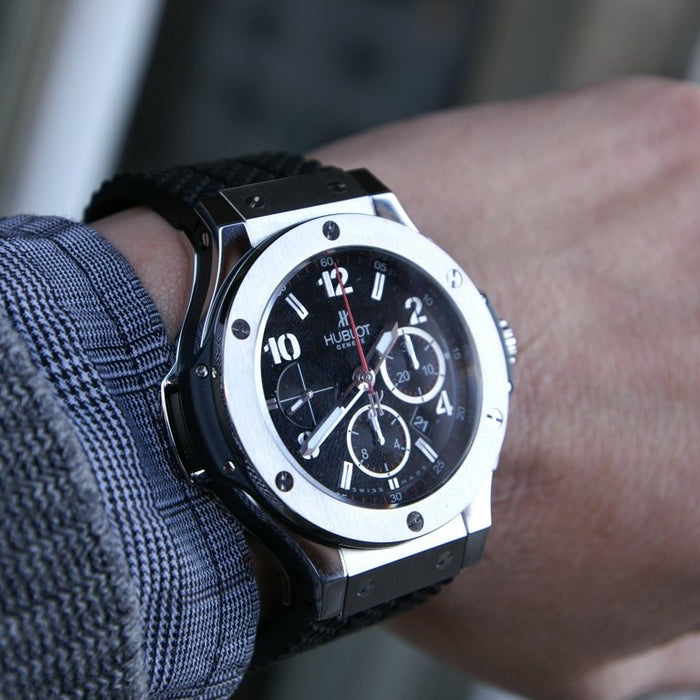 Why Hublot is a fashion brand for people who have more money than sense.