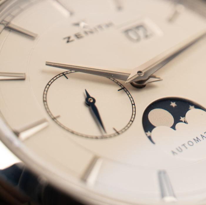 Zenith Elite Grande Date Moonphase