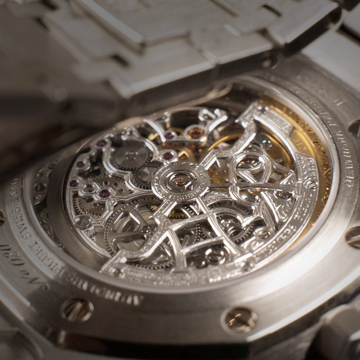 "Audemars Piguet Royal Oak ""One Off"" watch collectors"