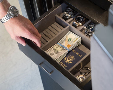 Atlas Watch & Jewellery Safe