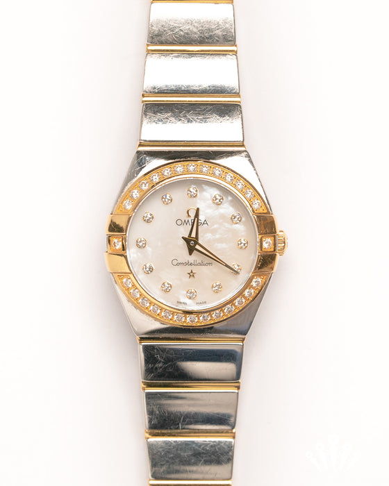 Omega Lady Constellation