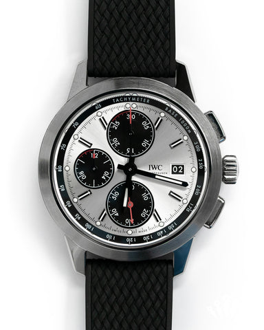 "IWC Ingenieur Chronograph ""Cancellara"" Limited Edition"