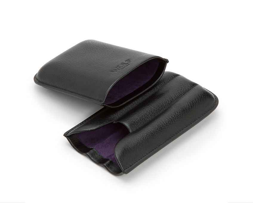 Blake 3 Piece Cigar Case