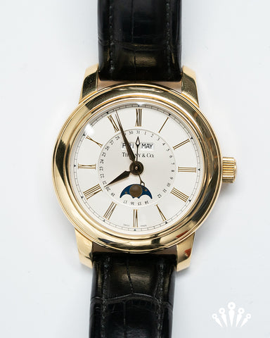 Tiffany & Co Moon Phase Annual Calendar