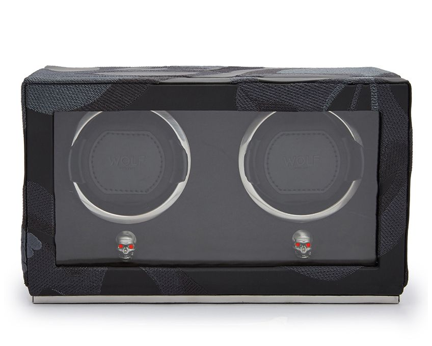 Memento Mori Double Cub Watch Winder