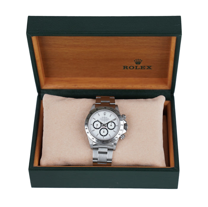 Steel Rolex Daytona, Ref: 16520 Belfast watch dealer