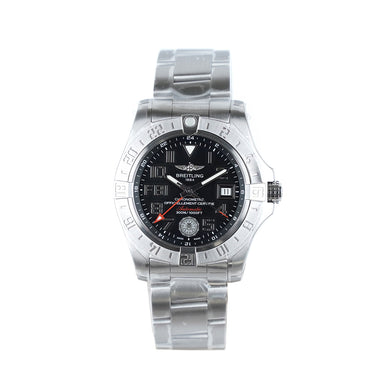 Breitling Avenger II GMT - FBI Limited Edition
